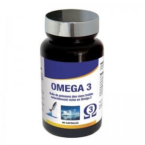Омега 3 / 60 капсул - Laboratories Ineldea Nuntri Expert Omega 3