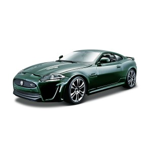 Авто-Конструктор - Jaguar Xkr-S (1:24)
