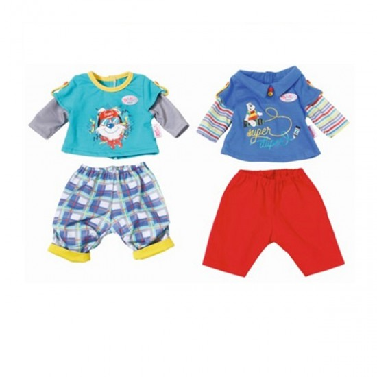 Set Of Clothes For Baby Born Doll-Baby On A Walk, 41395, Girls,  Toys,Girls ,  buy with worldwide shipping