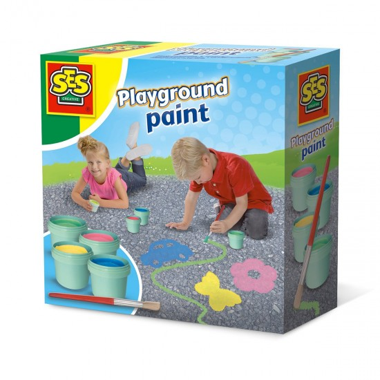 A Set Of Paints For Asphalt - A Colorful Walk, 41392, Boys,  Toys,Boys ,  buy with worldwide shipping
