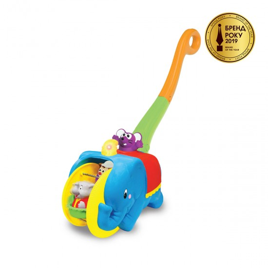 Toy-Gurney-Elephant-Circus Performer (Russian), 41454, Kids,  Toys,Kids ,  buy with worldwide shipping