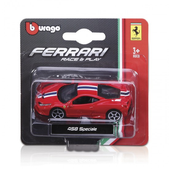 Car Models - Ferrari (1:64), 41391, Boys,  Toys,Boys ,  buy with worldwide shipping