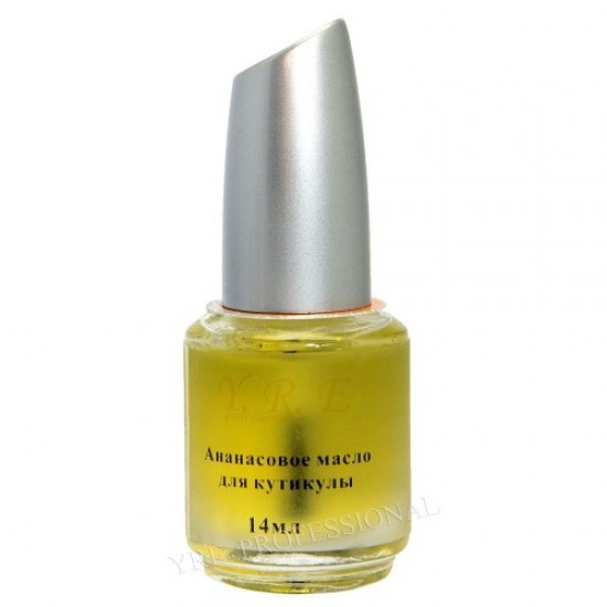 Cuticle oil 14ml in a bottle pineapple, 58546, Nails,  Health and beauty. All for beauty salons,All for a manicure ,Nails, buy with worldwide shipping
