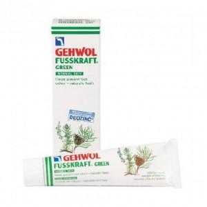 Зелёный бальзам - Gehwol Fusskraft Grun / Green Normal Skin