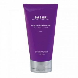 Hand cream with Fig extract, Shea butter and urea 30 ml. Feigen-Handcreme