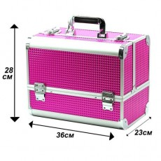 Master's suitcases, manicure bags, cosmetic bags
