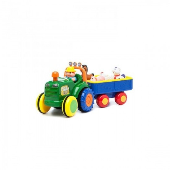 Game Set-Farmers Tractor (Russian), 41468, Boys,  Toys,Boys ,  buy with worldwide shipping
