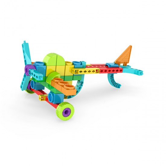 Constructor 4 In 1-Aircraft, 41909, Boys,  Toys,Boys ,  buy with worldwide shipping