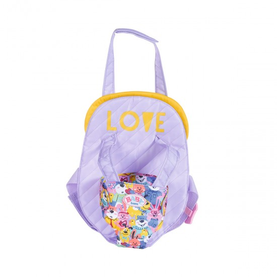 Kangaroo backpack for baby born dolls-a COMFORTABLE WALK, 41513, Girls,  Toys,Girls ,  buy with worldwide shipping