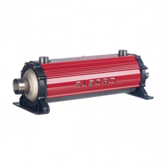 Elecro Escalade 40 kW heat exchanger Titan, 952728227, Heat exchangers,  Network engineering,All pool ,Equipment for swimming pools, buy with worldwide shipping