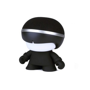Акустика Xoopar - Mini Xboy (7,5 Cm, Чёрная, Bluetooth, Моно)