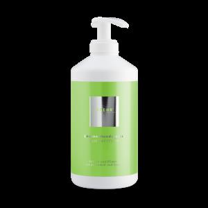 Hand cream with avocado oil and urea 500 ml. Lemon-Handcreme
