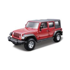 Авто-Конструктор - Jeep Wrangler Unlimited Rubicon (1:32)