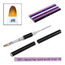 Brush for gel