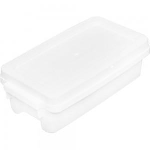 Контейнер для стерилизации инструмента объём 1 литр ,PRO87