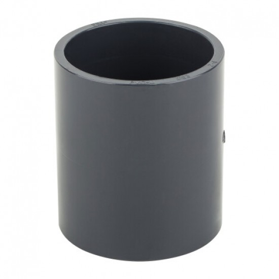 Coupling PVC coupling ERA, a diameter of 50 mm., 952730586, PVC fittings,  Network engineering,All pool ,Pipes and fittings, buy with worldwide shipping