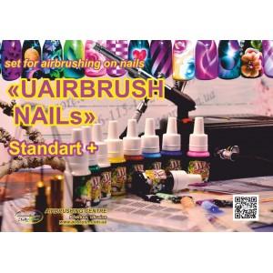 'UAIRBRUSH NAILs' STANDART kit