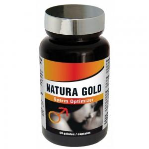 Натура Голд- Улучшитель Сперматогенеза / 60 капсул - Laboratories Ineldea Natura gold Sperm Optimizer