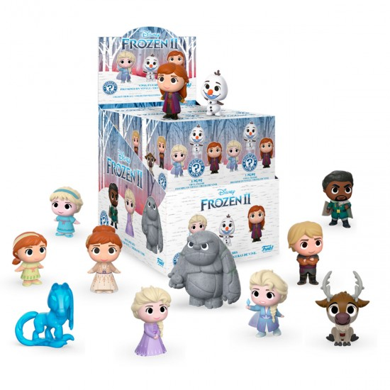 Funko Mystery Minis action figure-Cold heart 2, 41487, Boys,  Toys,Boys ,  buy with worldwide shipping