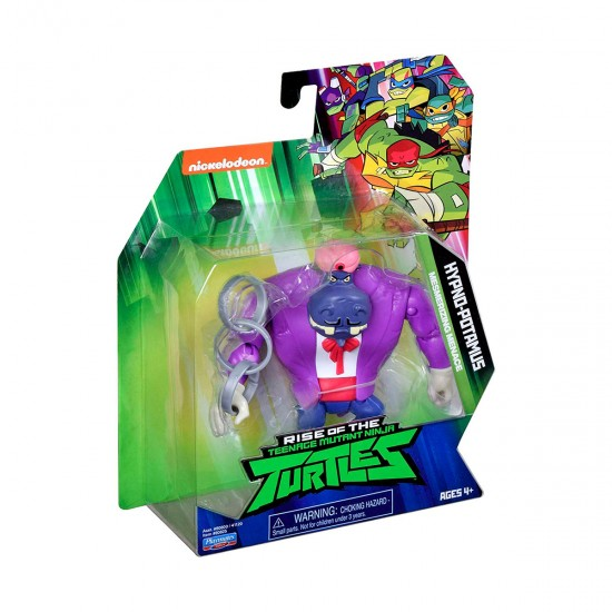 Action figure of the Evolution of teenage mutant Ninja Turtles series-Hypno-Potamus, 41912, Boys,  Toys,Boys ,  buy with worldwide shipping