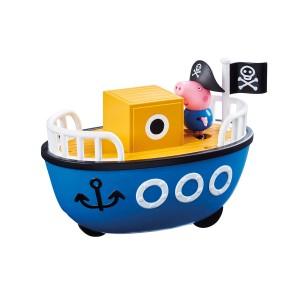 Игровой Набор Peppa - Кораблик Дедушки Пеппы