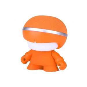 Акустика Xoopar - Mini Xboy (7,5 Cm, Оранжевая, Bluetooth, Моно)