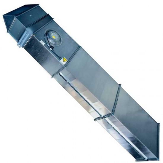 Heat curtain Aerostar SAC 90-50/W3, 952731992,   ,  buy with worldwide shipping