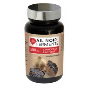 Черный чеснок - поддержка сердечно-сосудистой системы / 60 капсул - Laboratories Ineldea Ail Noir