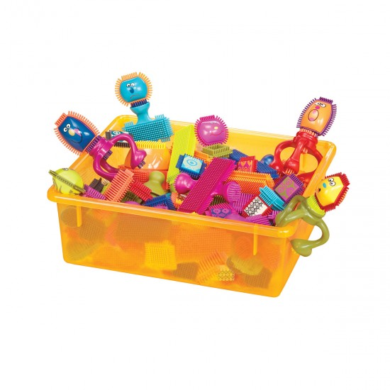 Constructor-Bristle - Funny Little Men, 41394, Boys,  Toys,Boys ,  buy with worldwide shipping