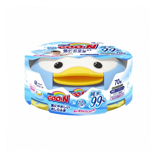 Goo Wet Wipes.N For Sensitive Skin (With Penguin Box), 41398, For the whole family,  Toys,For the whole family ,  buy with worldwide shipping