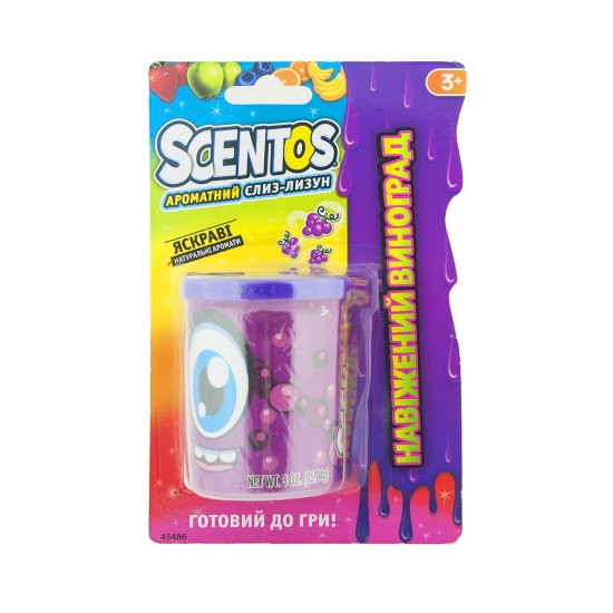 Fragrant Slime-Lizun-Mad Grapes, 41407, Boys,  Toys,Boys ,  buy with worldwide shipping