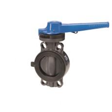 PVC shut-off valves