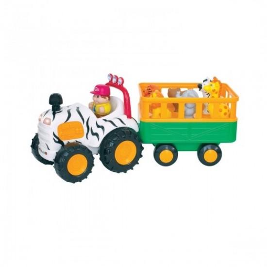Game Set-Tractor Safari (Russian), 41460, Boys,  Toys,Boys ,  buy with worldwide shipping