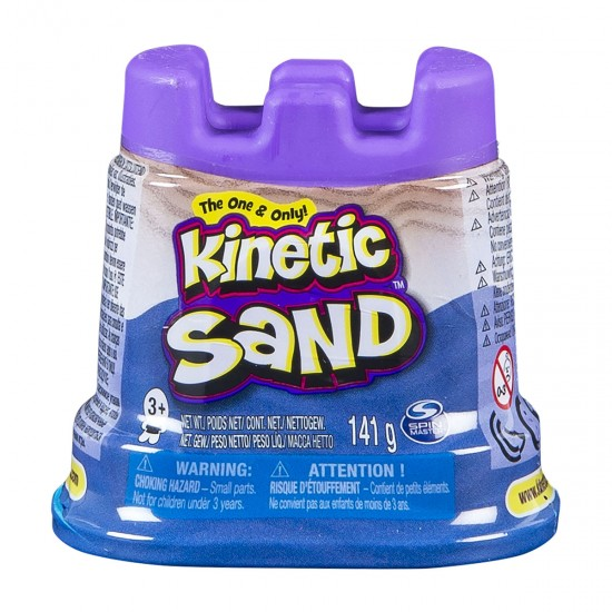 Sand For Childrens Creativity-Kinetic Sand Mini Fortress (Blue), 41399, Boys,  Toys,Boys ,  buy with worldwide shipping