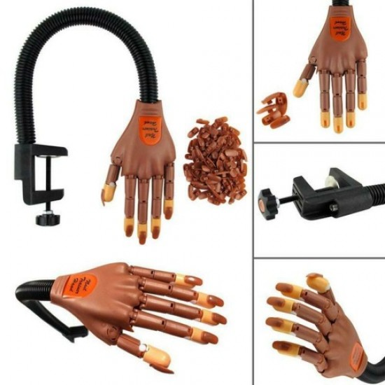 Training arm on a tripod, 58739, Nails,  Health and beauty. All for beauty salons,All for a manicure ,Nails, buy with worldwide shipping