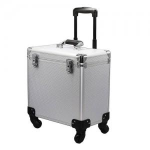 Сумка-чемодан на колесах (35*21см)