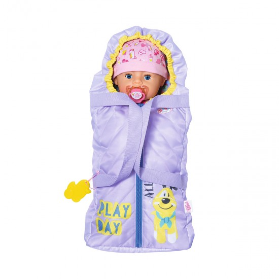 Cradle-carrier for baby born doll 2 in 1 - Childrens dreams, 41517, Girls,  Toys,Girls ,  buy with worldwide shipping