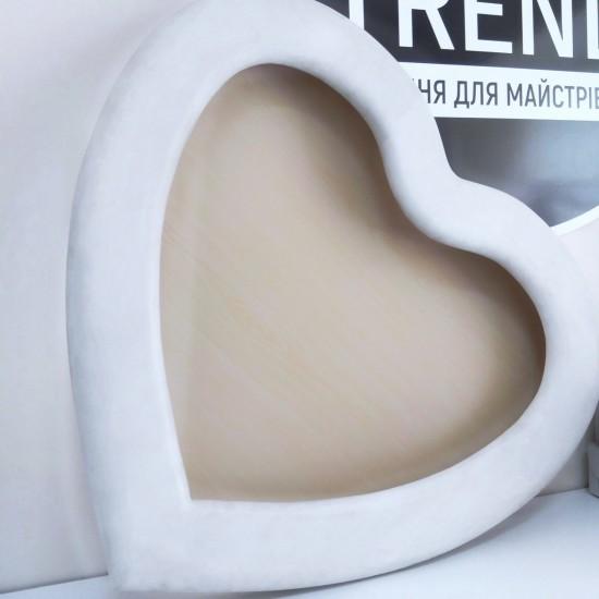 Зеркало в форме сердца. Зеркало-сердце, Dz.ser., Гримерные зеркала,  Зеркала,Гримерные зеркала ,  купить в Украине