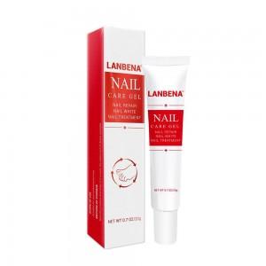 Гель Lanbena по уходу за ногтями, Лечение грибковов, ногтей, онихомикоз