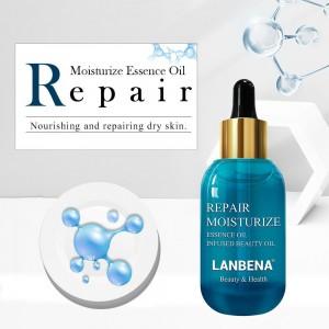 Восстанавливающее масло с гиалуроновой кислотой Lanbena питательный увлажняющий лечение акне нормализация жирности кожи