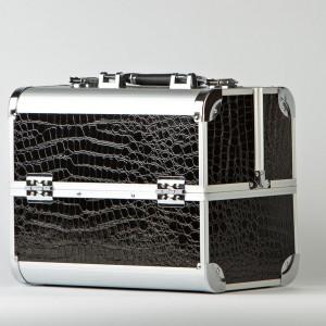 Кейс для визажиста черный