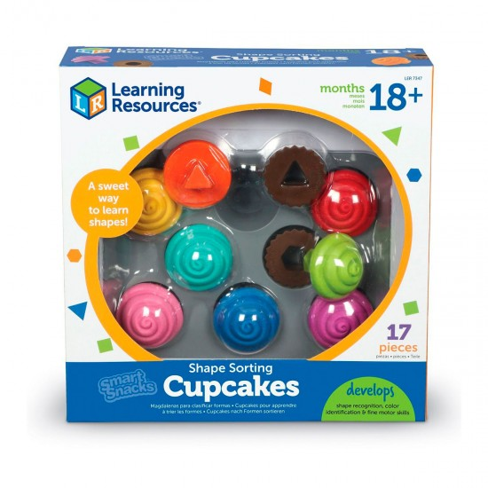 Educational game set-learning Resources sorter - Cupcakes, 41515, Kids,  Toys,Kids ,  buy with worldwide shipping