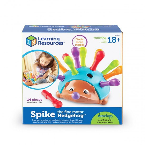 Educational Game Set-Learning Resources Sorter-Jolly Hedgehog, 41482, For the whole family,  Toys,For the whole family ,  buy with worldwide shipping