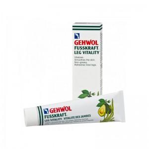 Оживляющий бальзам / 125 мл - Gehwol Fusskraft Leg Vitality