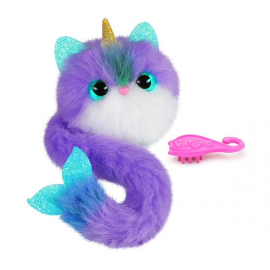 Game Set With Interactive Narwhal Pomsies S4-Bubble, 41465, Girls,  Toys,Girls ,  buy with worldwide shipping