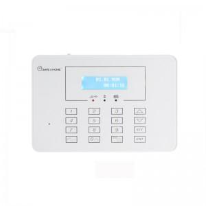 Автономная GSM сигнализация G18, беспроводная 433 Mhz, для дома, для дачи, для гаража. Комплект с датчиками