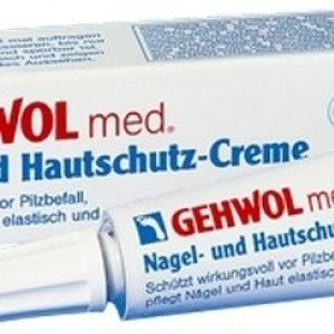 Защитный крем для ногтей и кожи / 15 мл - Gehwol Nagel – Und Hautschutz — Creme