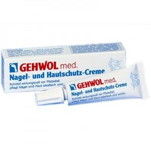 Защитный крем и масло для ногтей и кожи - Gehwol Nagel – Und Hautschutz — Creme