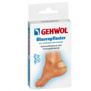 Заживляющий пластырь / 6 шт - Gehwol Blasenpflaster