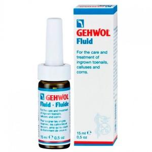 Жидкость «Флюид» для загрубевшей кожи и кутикулы / 15 мл - Gehwol Fluid